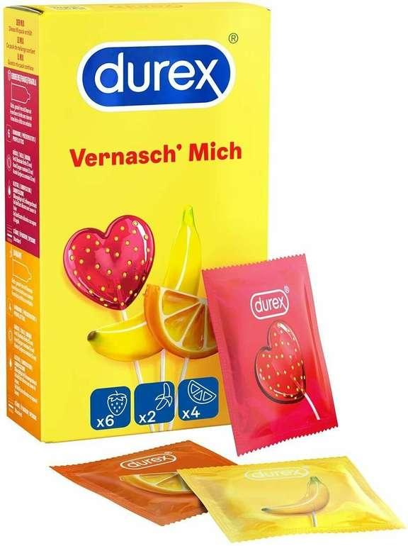 Durex Vernasch Mich Kondom-Mix (14 Stück) für 7,99€inkl. Versand (statt 14€)