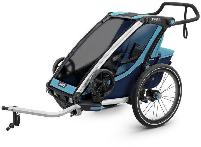 Thule Kinder Fahrradanhänger Chariot Cross 1 für 632,92€ inkl. VSK
