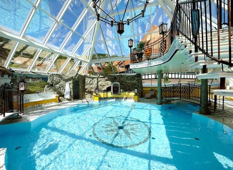 2 ÜN/F im 4*S Vila Vita Burghotel mit Nutzung der Wellnessoase ab 119€ p.P.