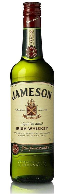 2x Jameson Irish Whiskey in der 0,7 Liter Flasche für 17,99€ inkl. Versand