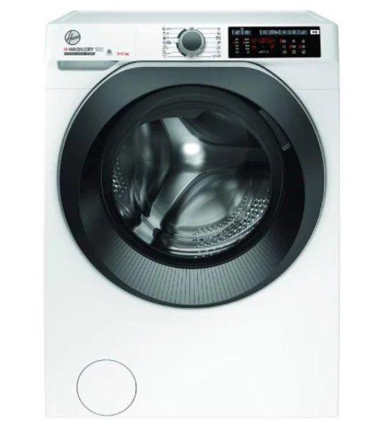 Hoover HDQ 496AMBS/1-S Waschtrockner (9 kg Waschen, 6 kg Trocknen) für 371€ inkl. Versand (statt 450€)