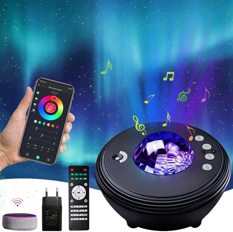 StarryEver LED Sternenhimmel Projektor (Alexa, App) für 27,99€ inkl. Versand (statt 40€)