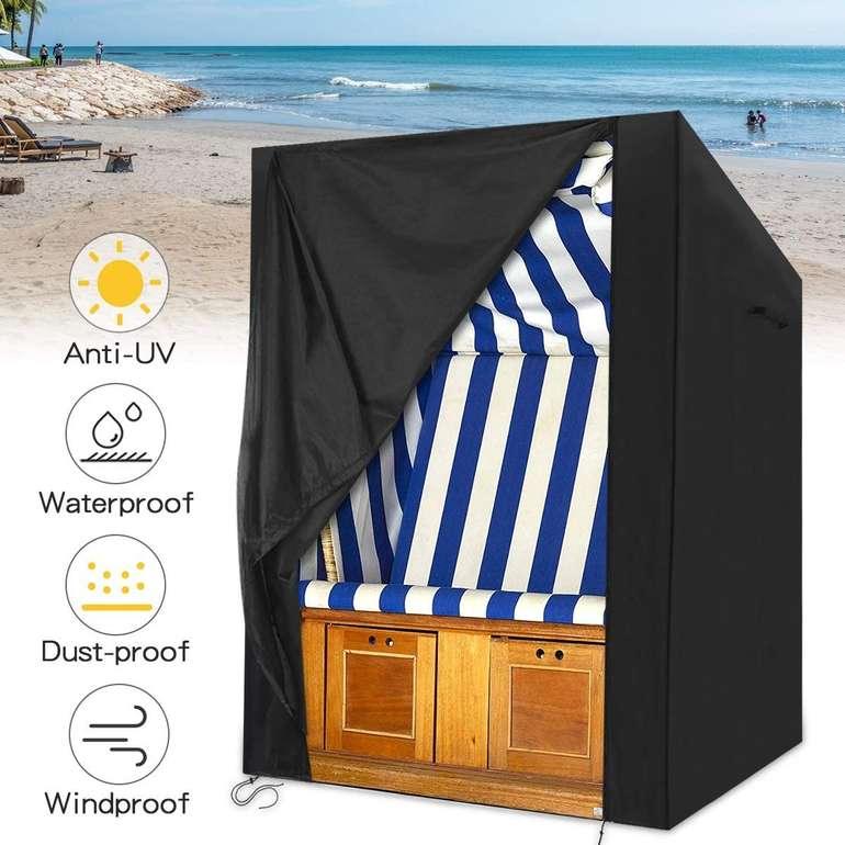 King Do Way Strandkorb Schutzhülle (wasserdicht & atmungsaktiv) für 15,27€ inkl. Prime Versand