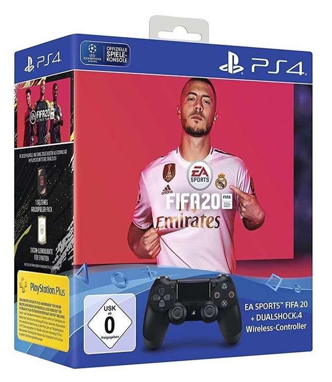 Quelle Gutscheinfehler: 15€ auf Alles, z.B. PS4 Controller + Fifa20 für 64,99€