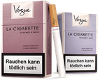 Kostenlose Zigaretten von Vogue testen