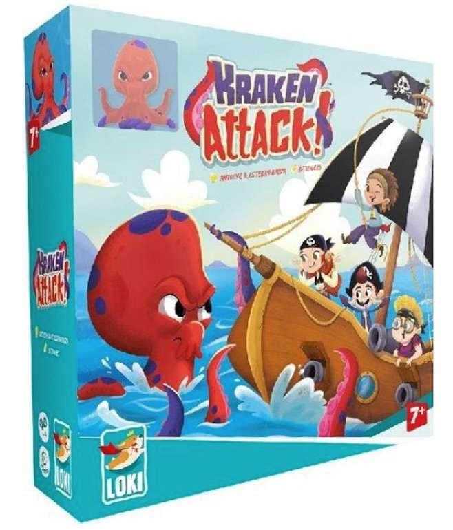 Kraken Attack (Kooperationsspiel) für 22,99€ inkl. Versand (statt 32€)