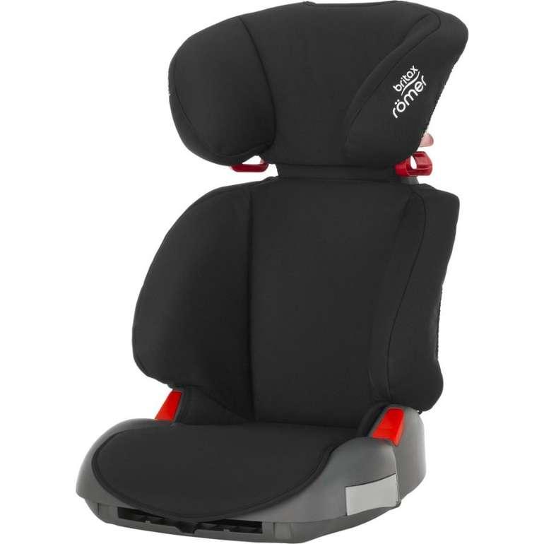 Britax Römer Adventure Kindersitz (Gruppe 2/3) für 55,19€ inkl. Versand (statt 70€)