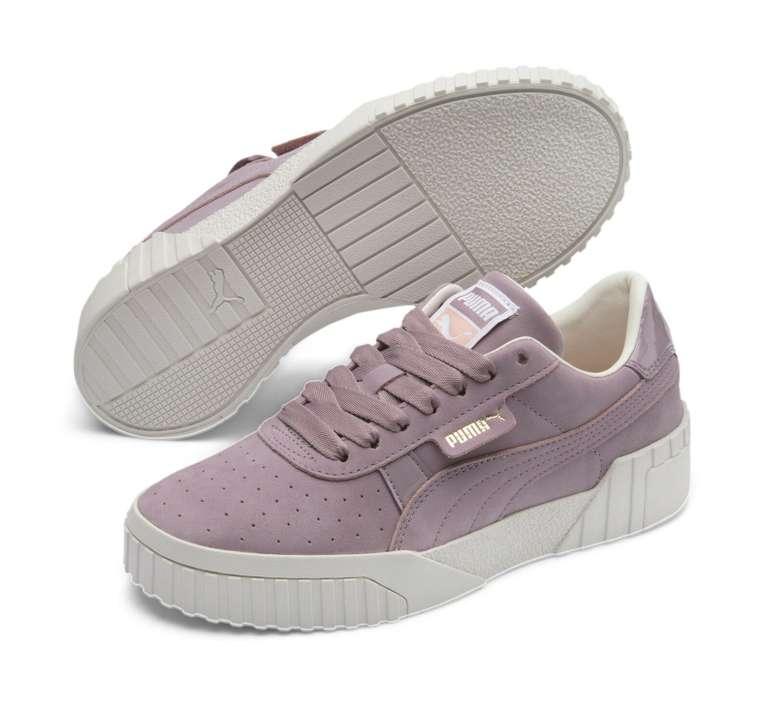 "Puma Damen Sneaker ""Cali Nubuck"" für 36€ inkl. Versand (statt 49€)"