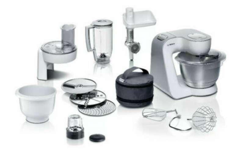 Bosch MUM58257 Küchenmaschine mit 1.000 Watt für 229,90€ inkl. Versand (statt 263€)