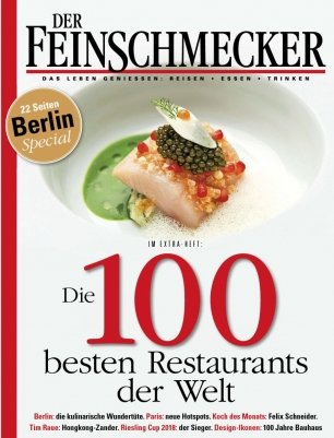 """4 Ausgaben """"Der Feinschmecker"""" für 31,05€ + 25€ Amazon-Gutschein"""
