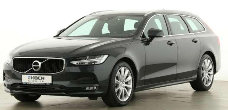Volvo V90 T5 Momentum (Gebraucht) mit 250 PS im Privatleasing für 228,95 € monatlich - LF 0,39