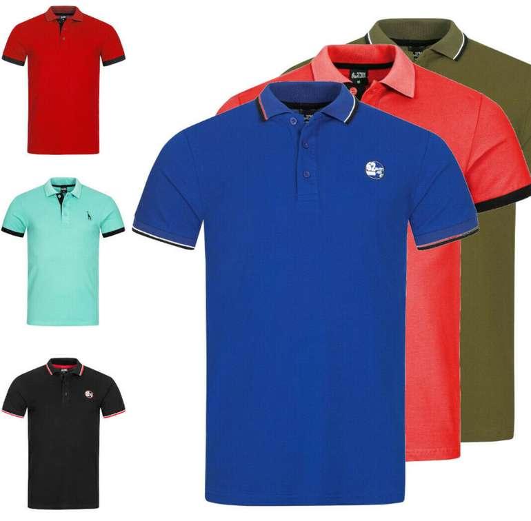 oneRedox Herren T-Shirt Poloshirt in vers. Farben ab 12,90€ inkl. Versand (statt 18€)