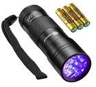TaoTronics UV Taschenlampe für 4,99€ inkl. VSK (Prime)