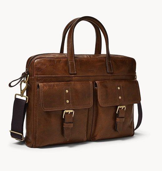 Fossil Buckner Herren Tasche für 119,20€ inkl. Versand (statt 198€)