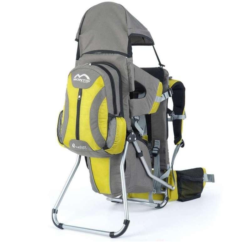 Montis Explore Evolution Rückentrage bzw. Kindertrage (bis max. 25kg) für 178,99€ (statt 218€)
