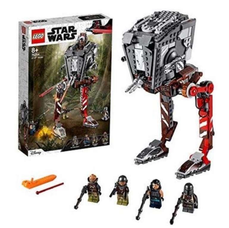 Lego Star Wars - The Mandalorian AT-ST (75254) für 46,99€ inkl. Versand (53€)