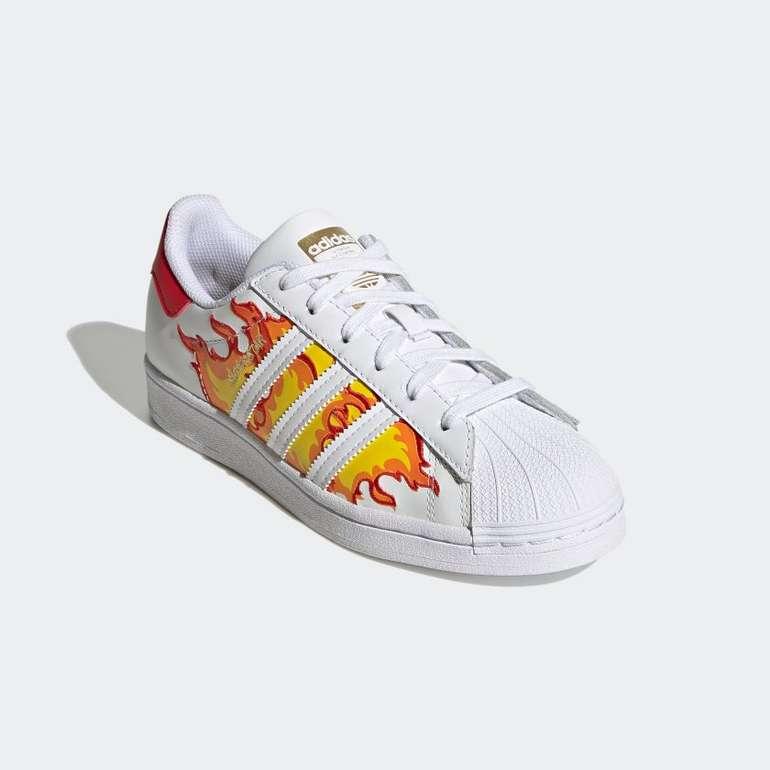 Adidas Originals Superstar W Damen Sneaker für 57,75€ inkl. Versand (statt 83€)