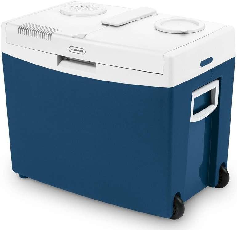 Mobicool MT35W thermoelektrische Kühlbox (34L, 12V/240V, mit Rollen) für 52,98€ inkl. Versand (statt 87€)