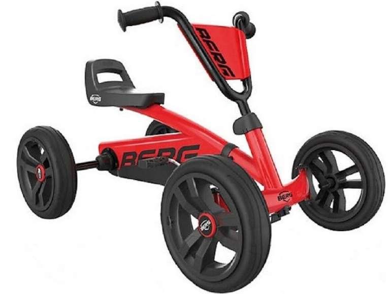 """Berg Pedal Go-Kart """"Buzzy Red"""" (limitiertes Sondermodell) für 89,99€ inkl. Versand (statt 105€) - Newsletter!"""