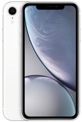 Apple iPhone XR mit 256GB Speicher in weiß für 719€ inkl. VSK (statt 824€)