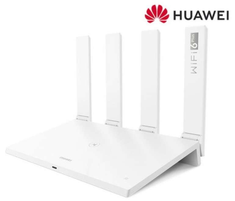 Huawei AX3 Pro Quad-Core Wi-Fi 6 Plus Router (geeignet für Mesh-Netzwerke) nur 48,99€ (statt 62€)