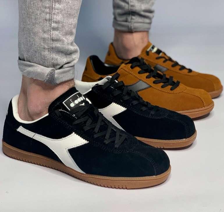 Diadora Tokyo Herren Leder Sneaker (versch. Farben) für je 29,99€ inkl. Versand