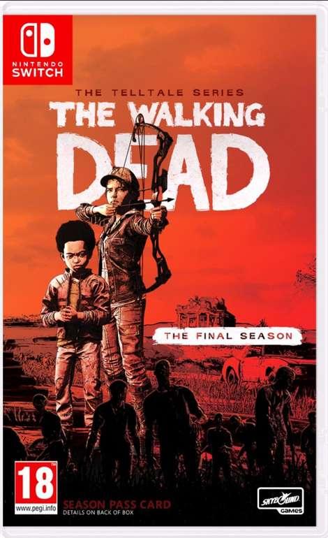 The Walking Dead: The Final Season (Nintendo Switch) für 13,85€ inkl. Versand (statt 24€)