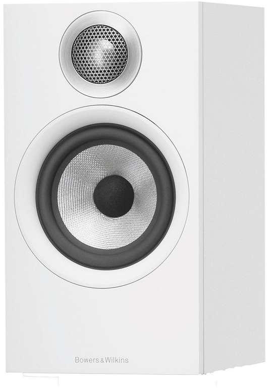Bowers & Wilkins 607 - Lautsprecher Paar (schwarz oder weiß) für 424€ inkl. VSK