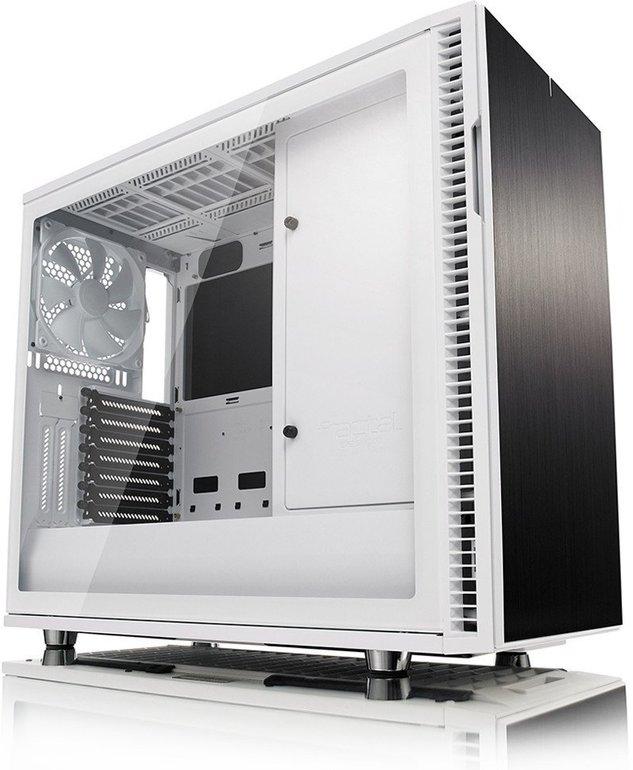 Fractal Design Define R6 TG Tower Gehäuse für 93,60€ inkl. Versand