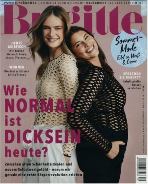 """Jahresabo der Zeitschrift """"Brigitte"""" für 99€ + 95€ Bestchoice Gutschein"""