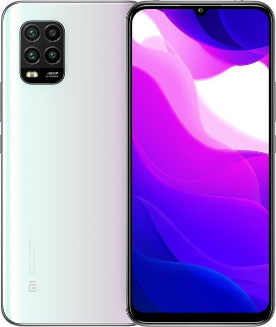 Xiaomi Mi 10 lite 5G mit 128 GB in Dream White für 230,26€ inkl. Versand (statt 254€)