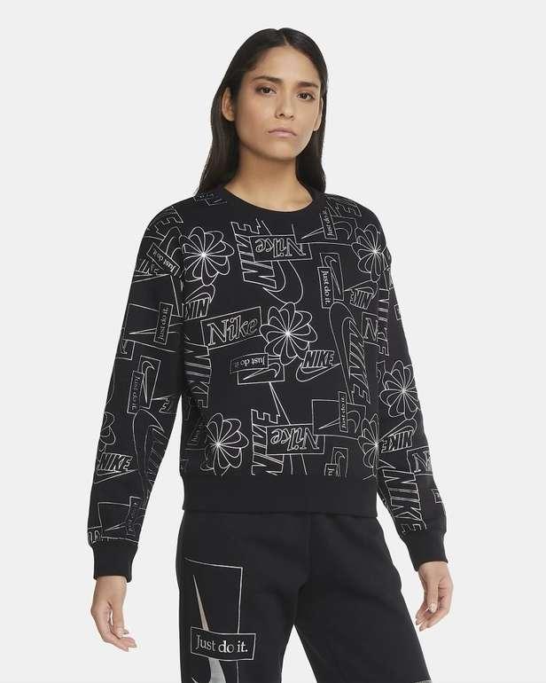 Nike Sportswear Icon Clash Damen Fleece Sweatshirt für 37,47€ inkl. Versand (statt 49€) - Nike Membership