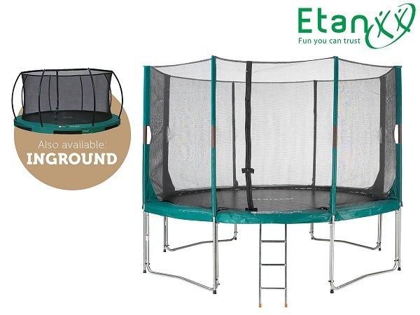 Etan Trampolin - Hoch oder Inground - 427cm Durchmesser für 349,90€ (statt 450€)
