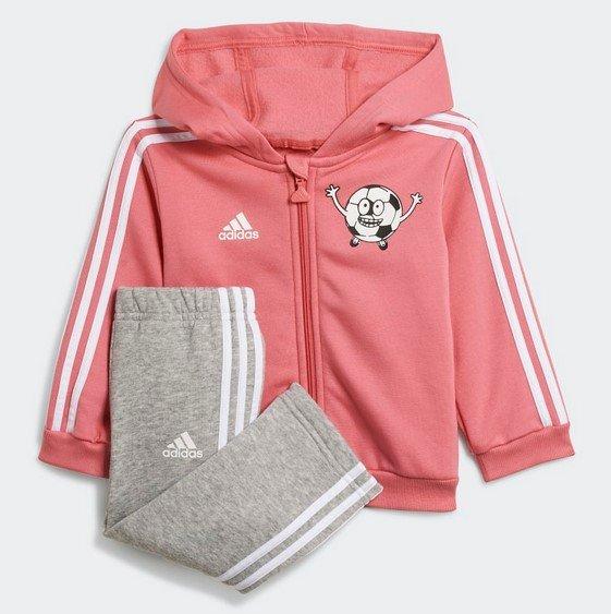 Adidas Lil 3-Streifen Fleece Jogger-Set Baby für 20,40€ inkl. Versand (statt 32€) - Creators Club!