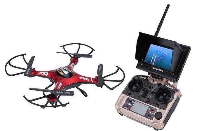 JJRC H8D – 5.8G FPV RC Quadcopter Drohne für 49,84€ inklusive Versand