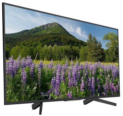 """Sony KD-65XF7005 - 65"""" UHD 4K Smart TV mit 200 Hz & Triple Tuner für 699€"""