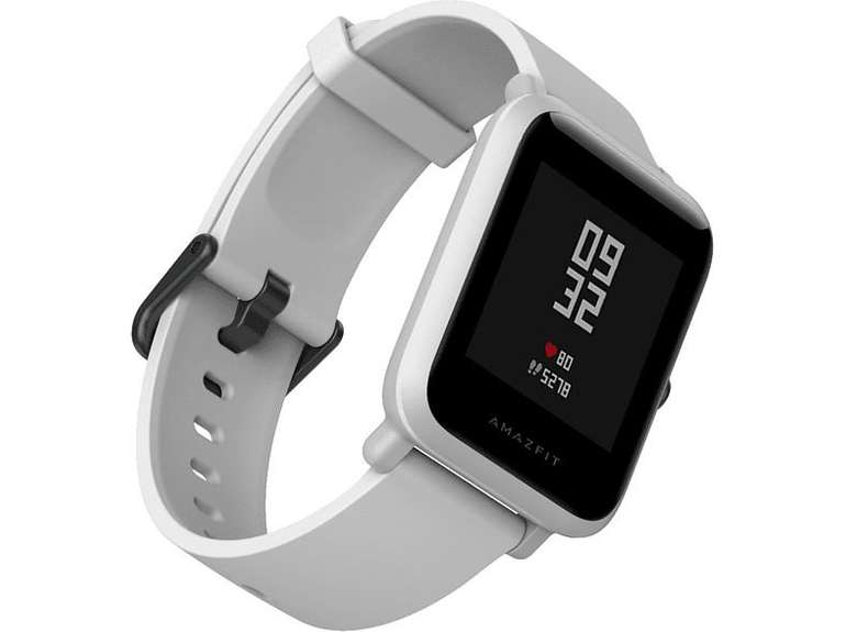 Amazfit BIP S Smartwatch (85mm + 110mm) für 57,99€ inkl. Versand (statt 70€)