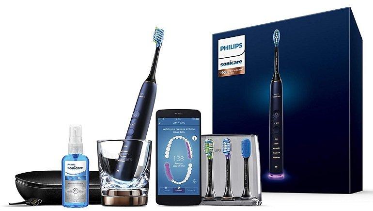 Philips HX9954/53 Sonicare DiamondClean elektrische Zahnbürste für 197,99€ inkl. VSK