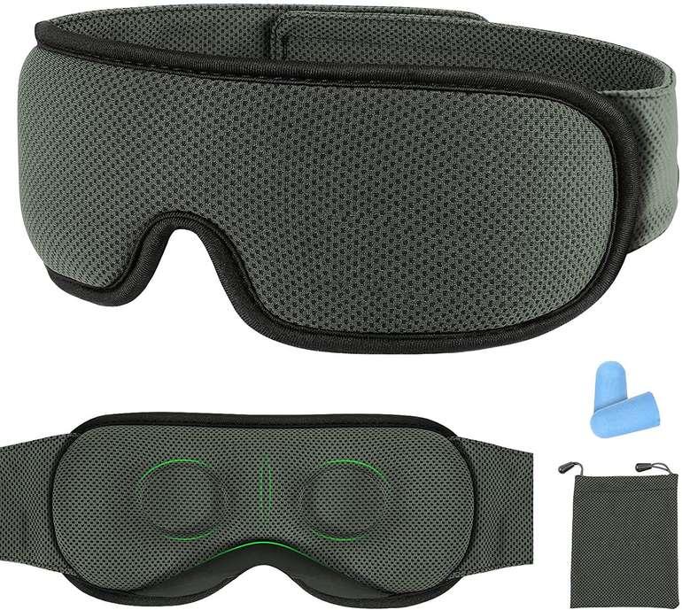 Voluex Schlafmaske für 8,49€ inkl. Prime Versand (statt 13€)