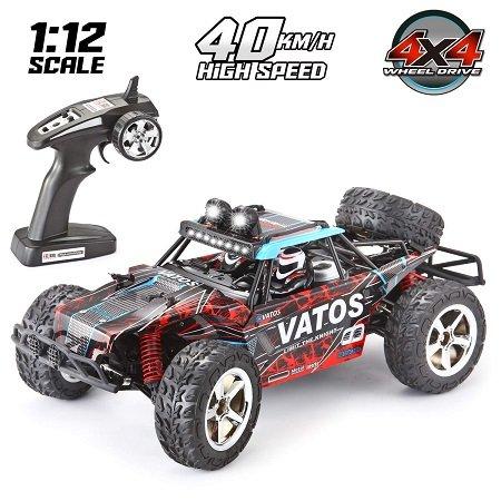 Vatos 2,4GHz ferngesteuerter Monstertruck bis zu 40km/h für 65,99€ inkl. Versand