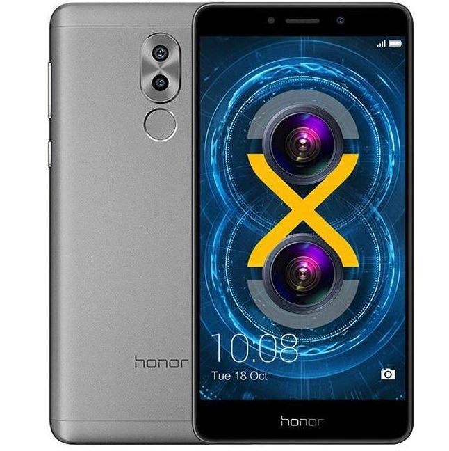 Honor 6X Dual Kamera Smartphone mit 32GB Speicher für 126,04€ (statt 160€)