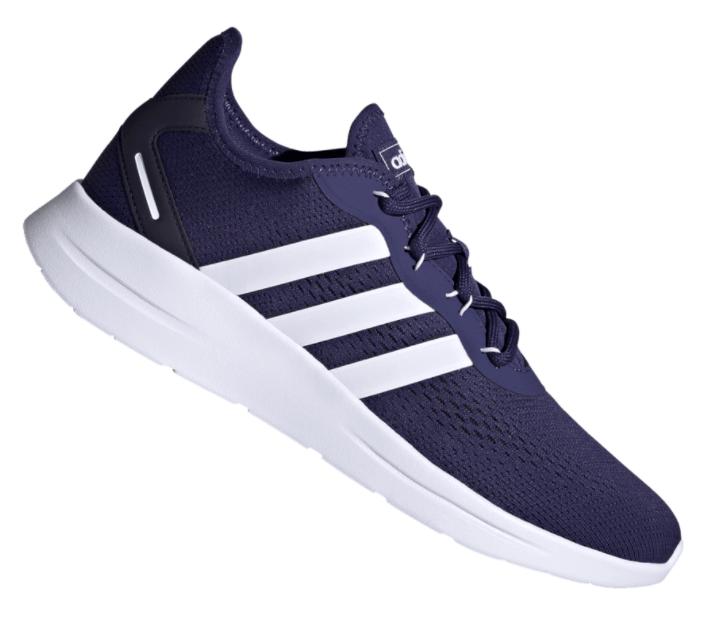 adidas Freizeitschuh Lite Racer RBN in dunkelblau/weiß für 34,95€ inkl. Versand (statt 48€)