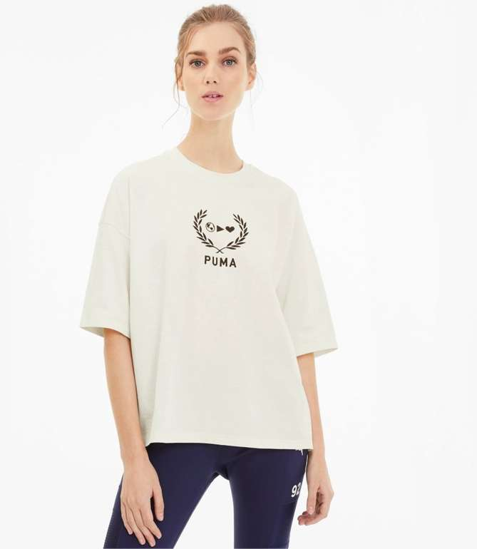 Puma x Selena Gomez Oversized Damen T-Shirt in 2 Farben für je 15,96€ inkl. Versand (statt 25€)