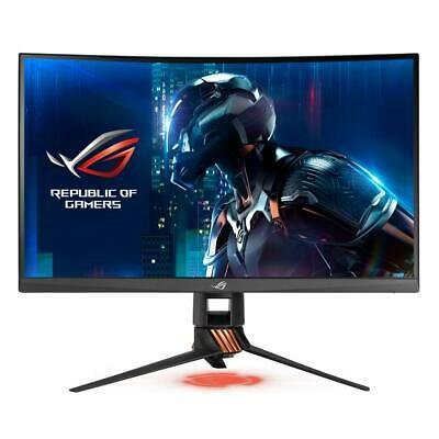 "ASUS ROG Swift PG27VQ - 27"" WQHD Curved Gaming Monitor mit 165 Hz + G-Sync für 499€"