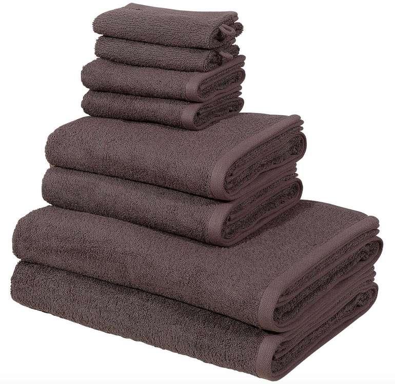 Handtuch Set Neele 8-tlg aus Bio Baumwolle für 11,94€ inkl. Versand (statt 30€)