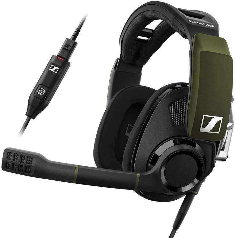 Sennheiser GSP 550 Gaming-Headset mit 7.1 Surround Sound für 158€ (statt 215€)