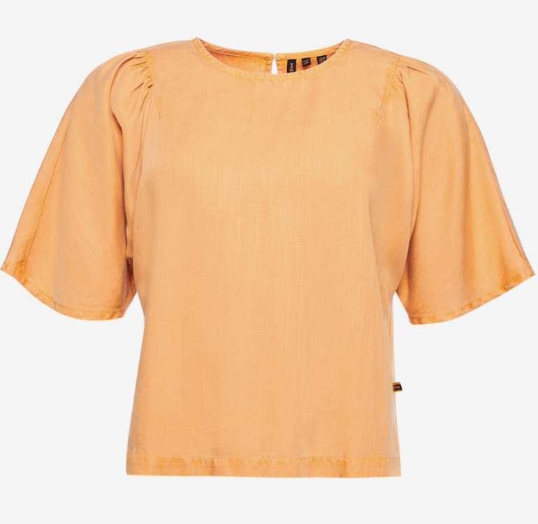 Superdry Damen T-Shirt in orange für 17,96€ inkl. Versand (statt 39€)
