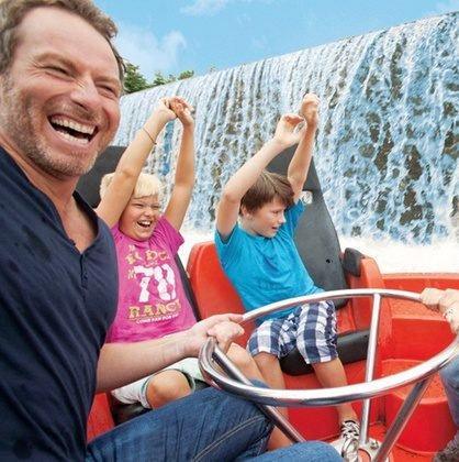 Heidepark Soltau: 1 ÜN/F für 2 Erwachsene + 2 Kinder + 2 Tage Eintritt für 219€