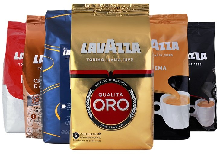 Hot! 6kg Lavazza Kaffeebohnen mit 6 Sorten für nur 39,93€ inkl. VSK (statt 66€) - Neukunden!