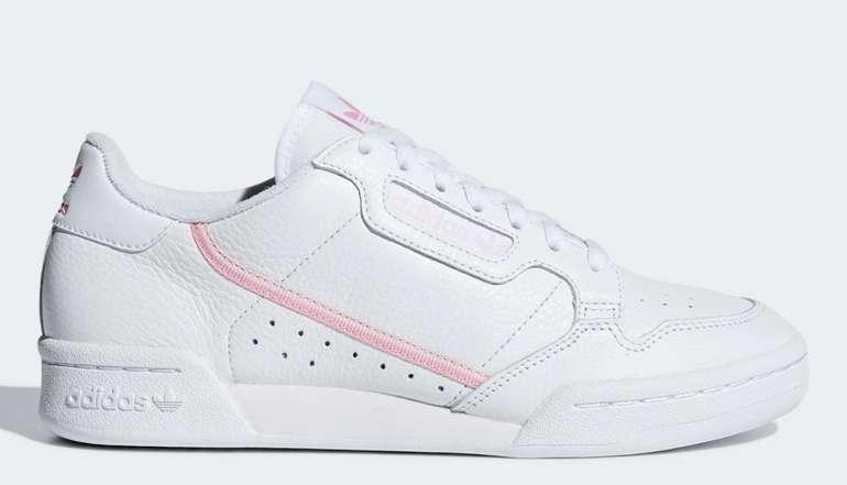 adidas Originals Continental 80 Sneaker für Damen & Herren ab 49€ inkl. Versand (statt 70€)